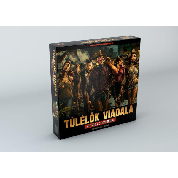 Túlélők Viadala - Egyszerbolt Társasjáték Webáruház