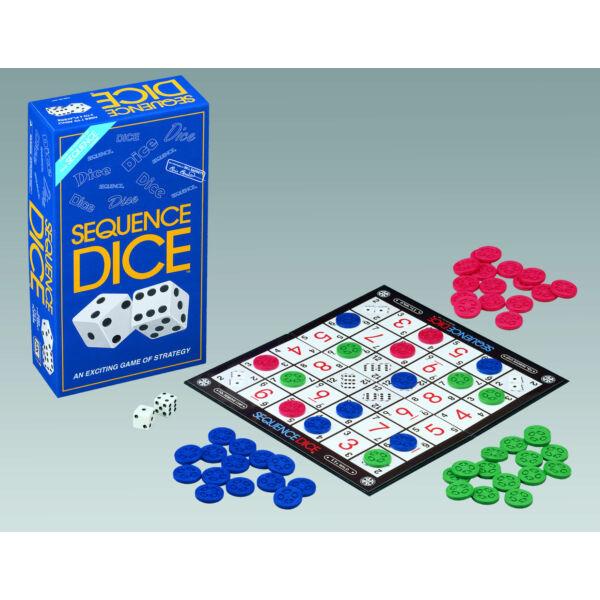 Sequence Dice - Egyszerbolt Társasjáték Webáruház