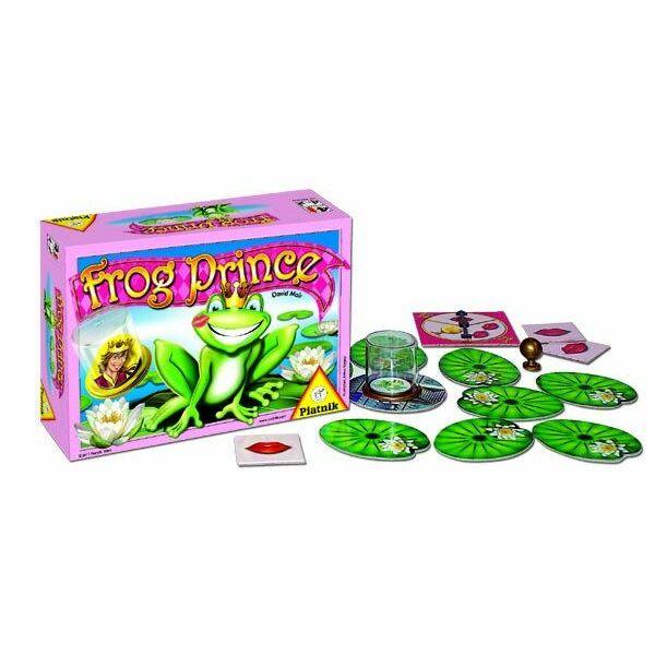 Frog Prince-Békaherceg társasjáték - Egyszerbolt Társasjáték Webáruház