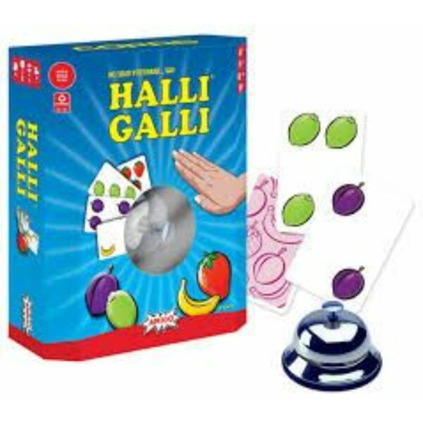 Halli Galli társasjáték - Egyszerbolt Társasjáték Webáruház