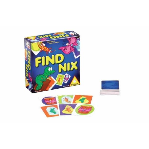 Findnix társasjáték - Egyszerbolt Társasjáték Webáruház