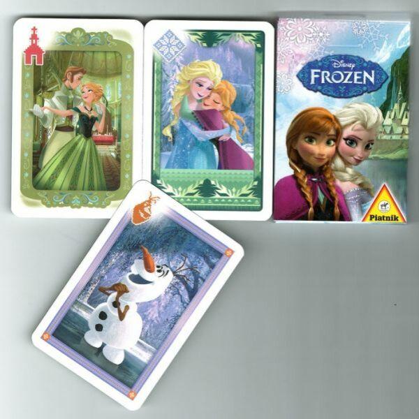 Gyermekkártya - Jégvarázs - Egyszerbolt Társasjáték Webáruház