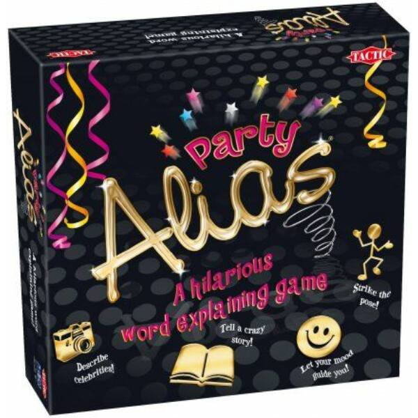 Party Alias társasjáték - Egyszerbolt Társasjáték Webáruház