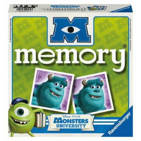 Szörny egyetem Memory - Egyszerbolt Társasjáték Webáruház