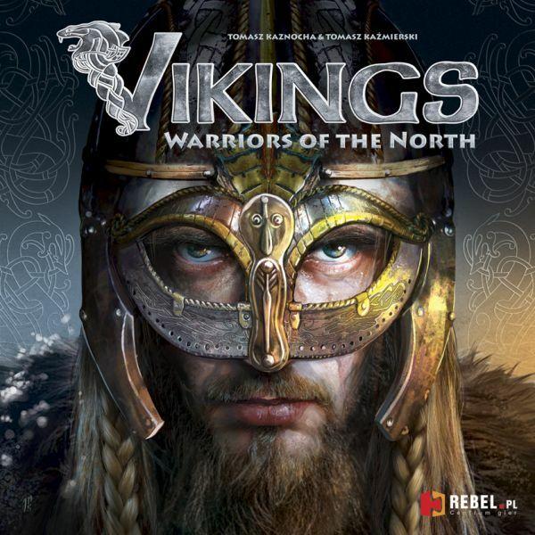Vikings: Warriors of the North - Egyszerbolt Társasjáték Webáruház