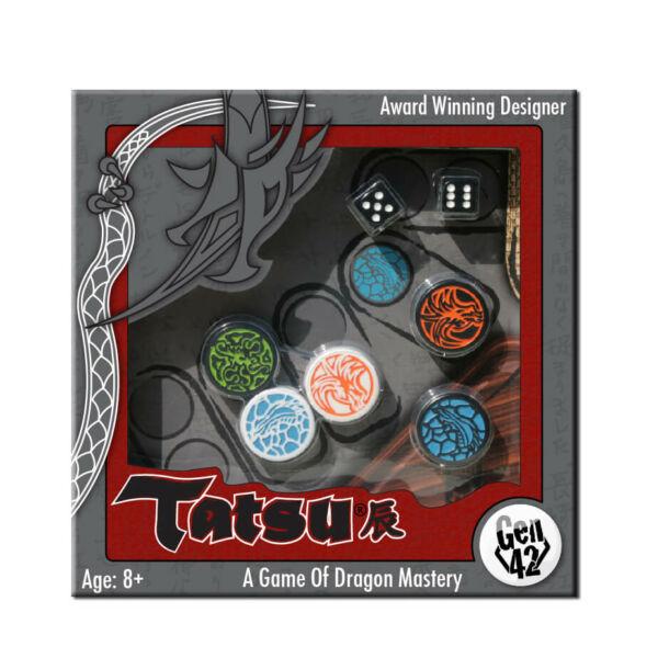Tatsu - Egyszerbolt Társasjáték Webáruház
