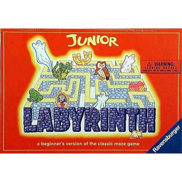 Ravensburger Junior labirintus társasjáték - Egyszerbolt Társasjáték Webáruház