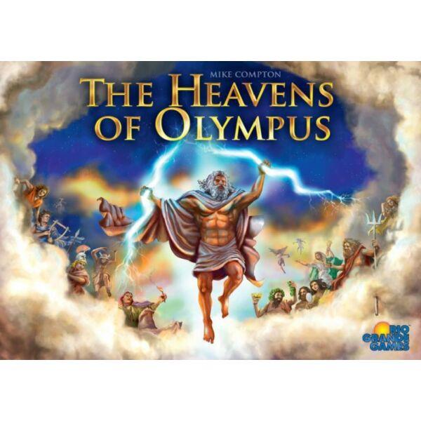 Heavens of Olympus - Egyszerbolt Társasjáték Webáruház