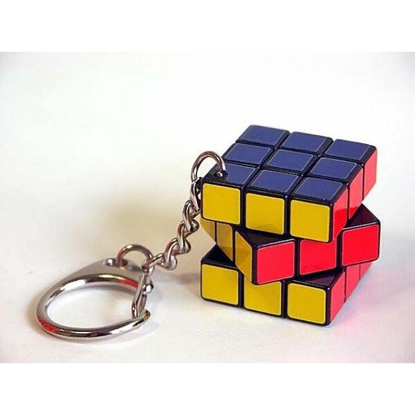 Rubik kulcstartó - Egyszerbolt Társasjáték Webáruház