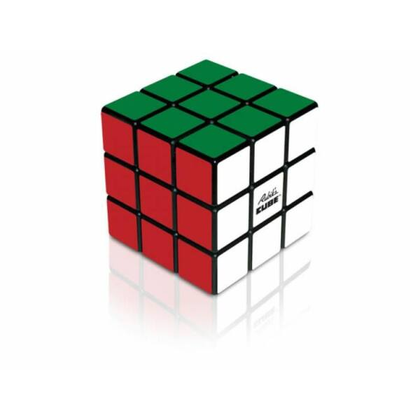Rubik verseny kocka 3x3X3 kék dobozban - Egyszerbolt Társasjáték Webáruház