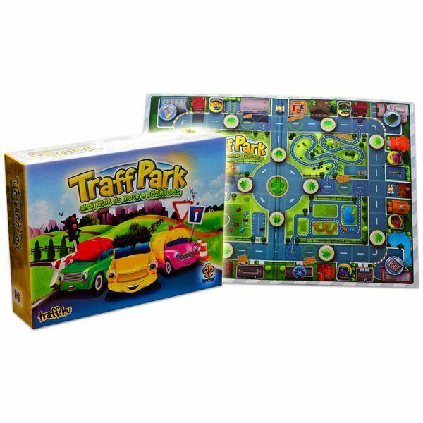 Traff Park - Egyszerbolt Társasjáték Webáruház