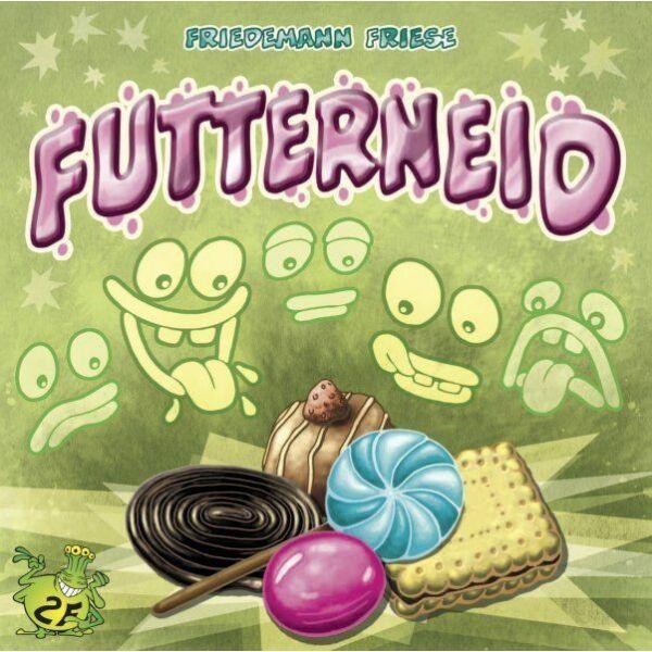 Futterneid (Candy Crave) - Egyszerbolt Társasjáték Webáruház