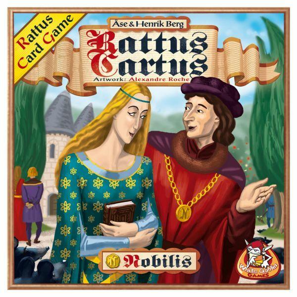 Rattus Cartus: Nobilis - Egyszerbolt Társasjáték Webáruház