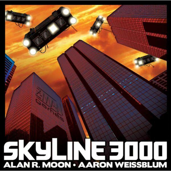 Skyline 3000 - Egyszerbolt Társasjáték Webáruház