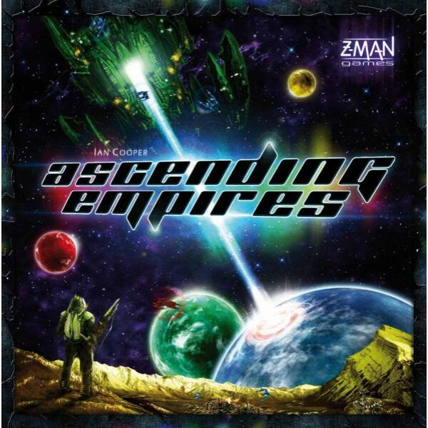Ascending Empires - Egyszerbolt Társasjáték Webáruház