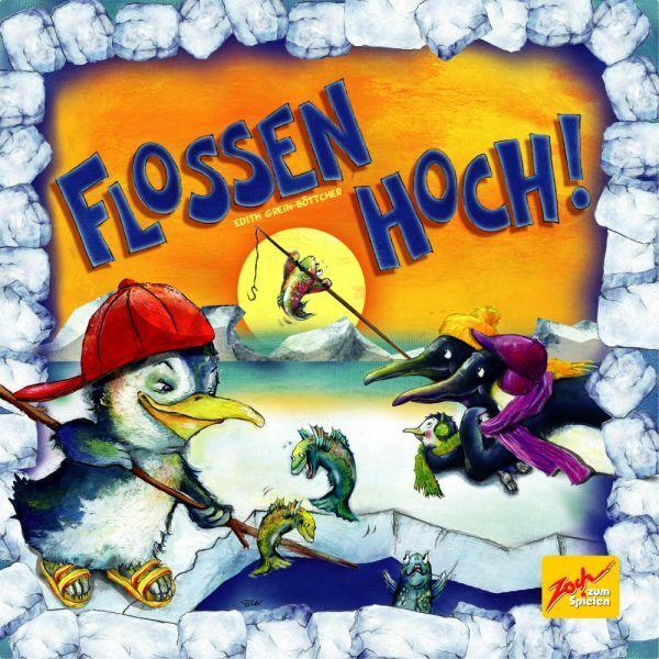 Flossen Hoch - Egyszerbolt Társasjáték Webáruház