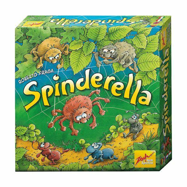 Spinderella - Egyszerbolt Társasjáték Webáruház
