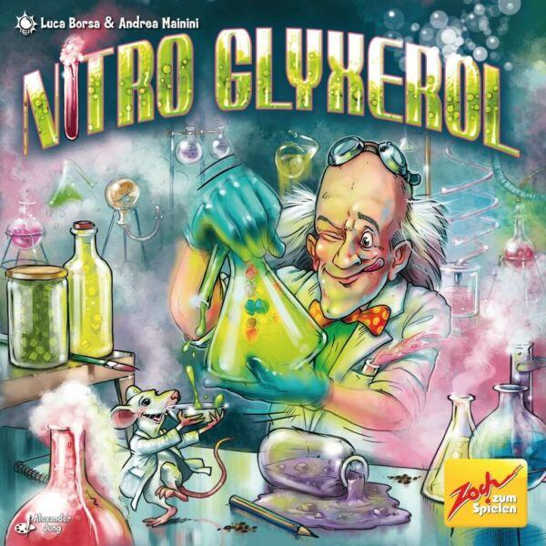 Nitro Glyxerol - Egyszerbolt Társasjáték Webáruház