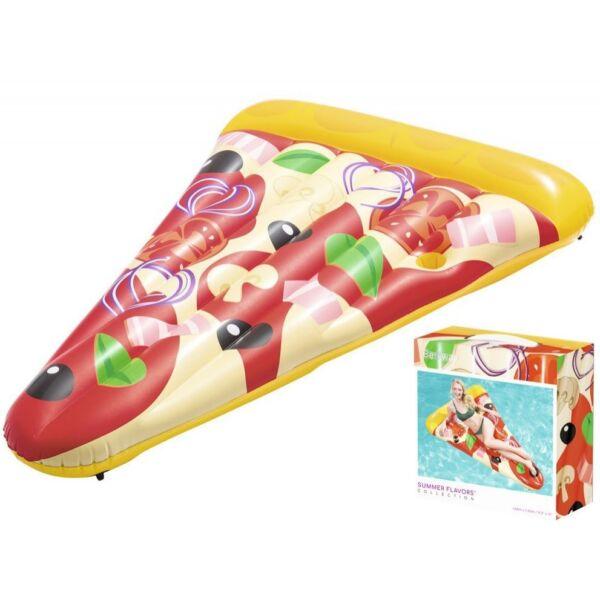 Bestway 44038 Pizza felfújható matrac 188 x 130 cm