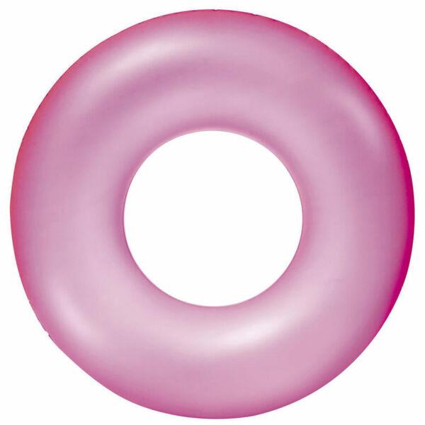 Bestway 36024 Neon úszógumi - 76 cm, rózsaszín