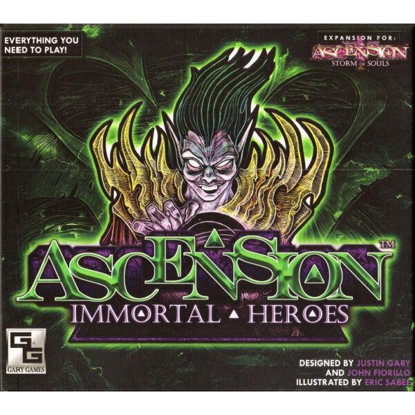 Ascension: Immortal Heroes - Egyszerbolt Társasjáték Webáruház