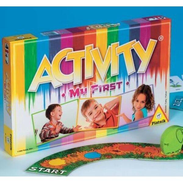 Activity - My First  - 4 éves kortól - Egyszerbolt Társasjáték Webáruház