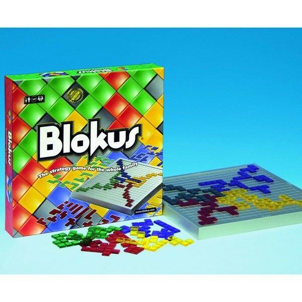 Blokus - stratégiai társasjáték 7 éves kortól - Egyszerbolt Társasjáték Webáruház