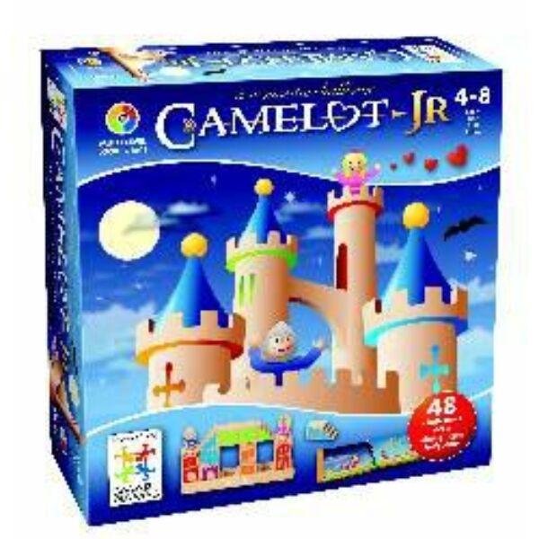 Camelot Junior - képességfejlesztő társasjáték 4-8 éves korig - Egyszerbolt Társasjáték Webáruház