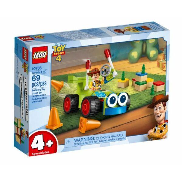 LEGO 4+ - Woody és az RC 10766