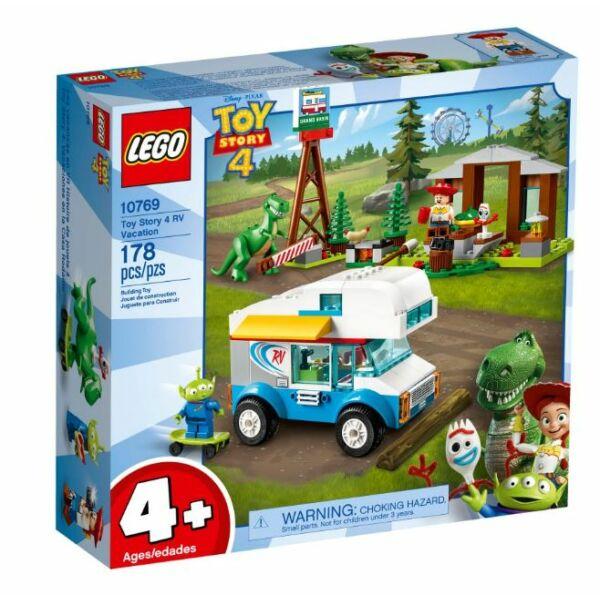 LEGO 4+ - Toy Story 4 Lakóautós vakáció 10769
