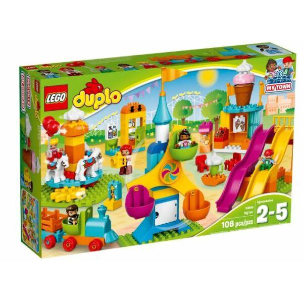 LEGO DUPLO Town - Nagy vidámpark 10840