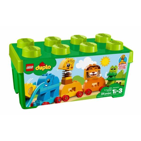LEGO DUPLO My First - Első állatos dobozom 10863