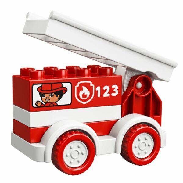 LEGO DUPLO My First - Tűzoltó 10917 - Egyszerbolt Társasjáték