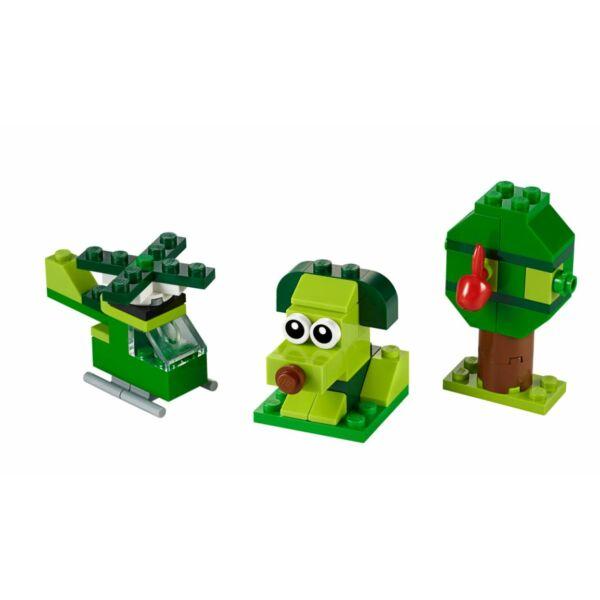 LEGO Classic - Kreatív zöld kockák 11007 - Egyszerbolt Társasjáték