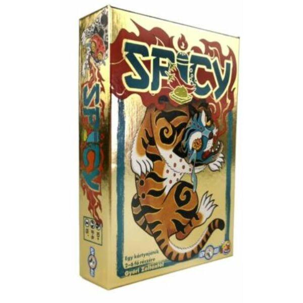 Spicy társasjáték - Egyszerbolt