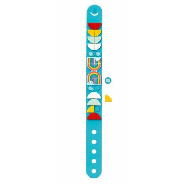 LEGO DOTS - Szivárvány karkötő 41900 - Egyszerbolt Társasjáték