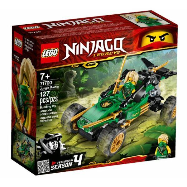 LEGO Ninjago - Dzsungeljáró 71700 - Egyszerbolt Társasjáték