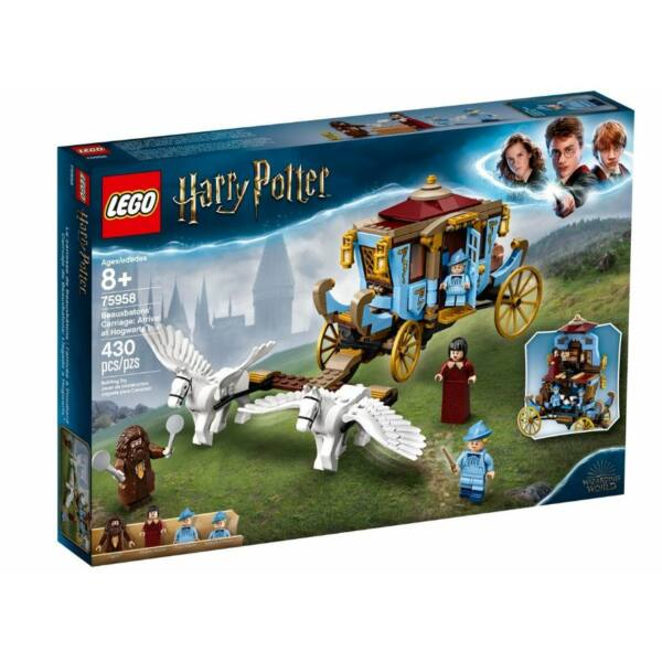 LEGO Harry Potter - Beauxbatons hintó: Érkezés Roxfortba 75958