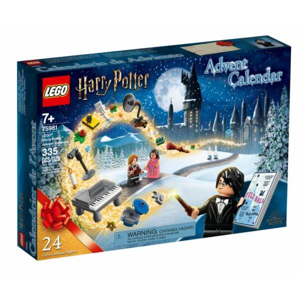 LEGO Harry Potter - Adventi naptár 75981 - Egyszerbolt Társasjáték Webáruház