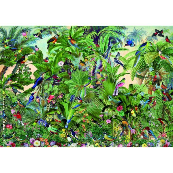 Birds - Bluebird 70473 - 1500 db-os puzzle