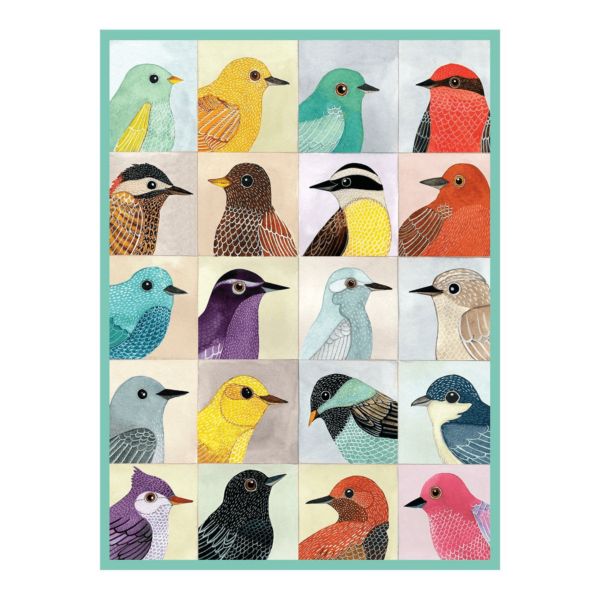 Avian Friends - Galison - 1000 db-os puzzle