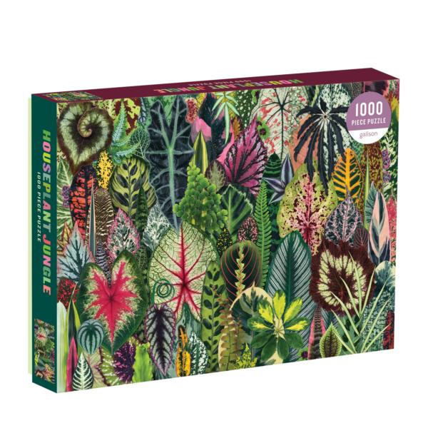 Houseplant Jungle - Galison - 1000 db-os puzzle