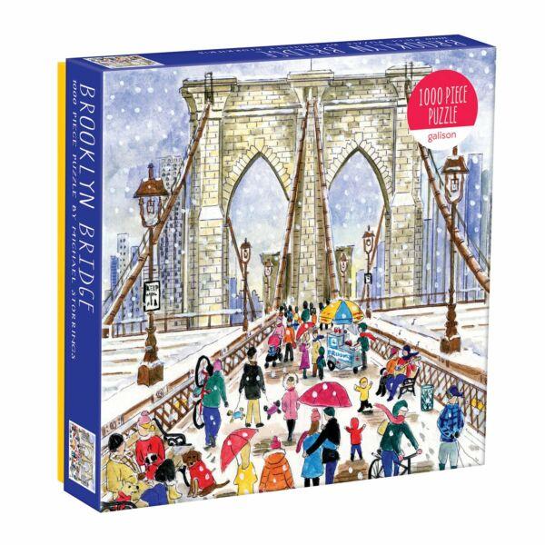 Brooklyn Bridge - Michael Storrings - Galison - 1000 db-os puzzle