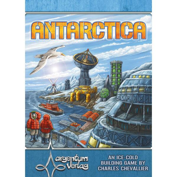 Antarctica stratégiai társasjáték 10 éves kortól - Egyszerbolt Társasjáték Webáruház