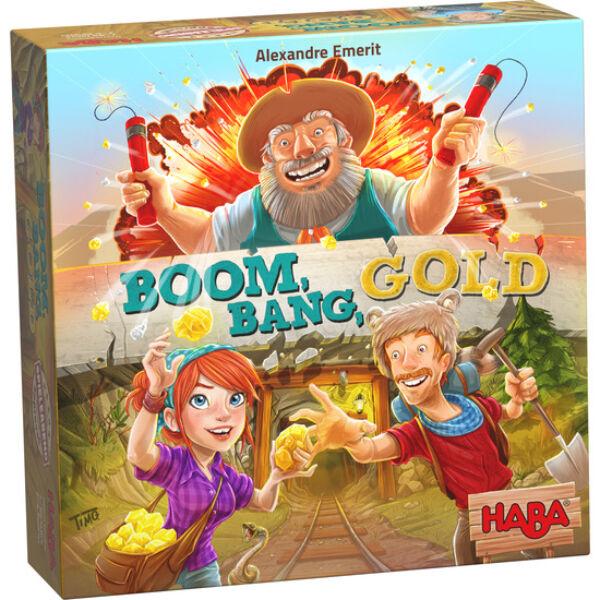 Boom, Bang, Gold társasjáték - Egyszerbolt