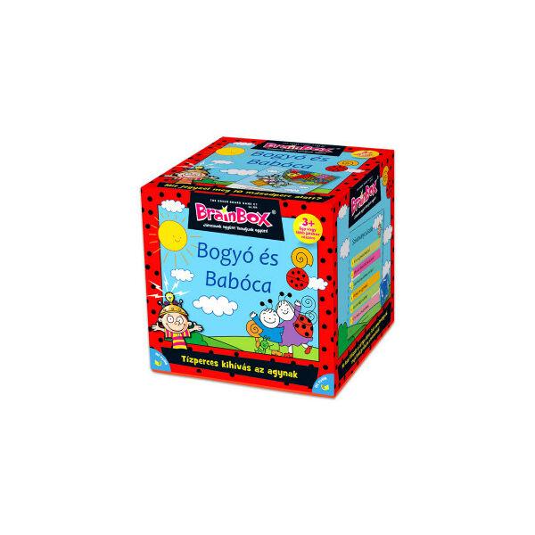 Brainbox - Bogyó és Babóca - 4 éves kortól - Egyszerbolt Társasjáték Webáruház