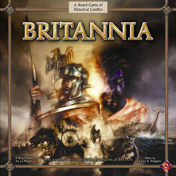 Britannia - Egyszerbolt Társasjáték Webáruház