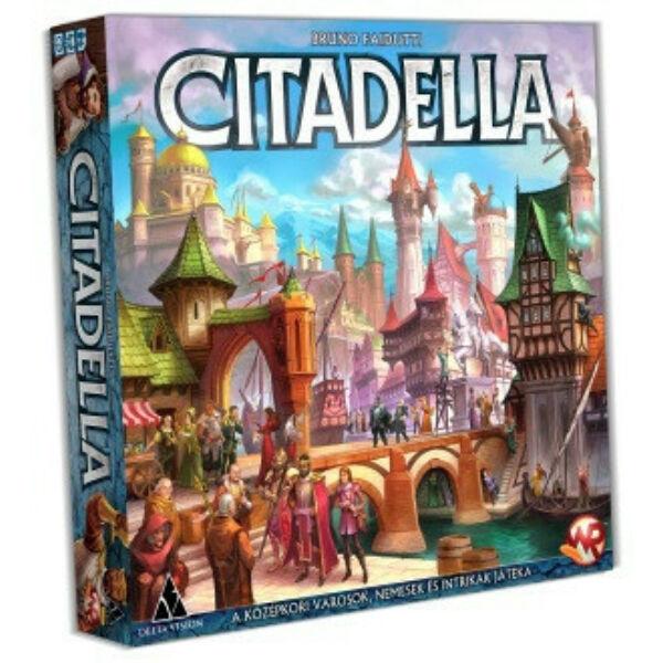 Citadella társasjáték - új kiadás - családi stratégiai társasjáték 10 éves kortól - Egyszerbolt Társasjáték
