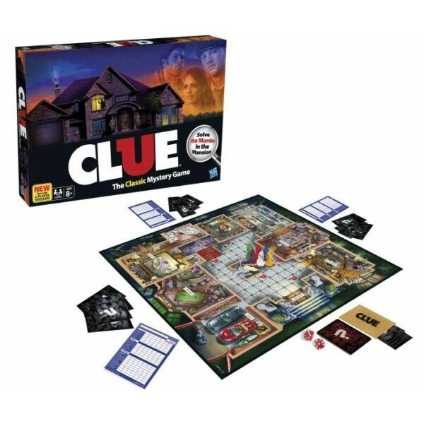 Cluedo - A klasszikus rejtélyek játéka 6 éves kortól - Egyszerbolt Társasjáték Webáruház
