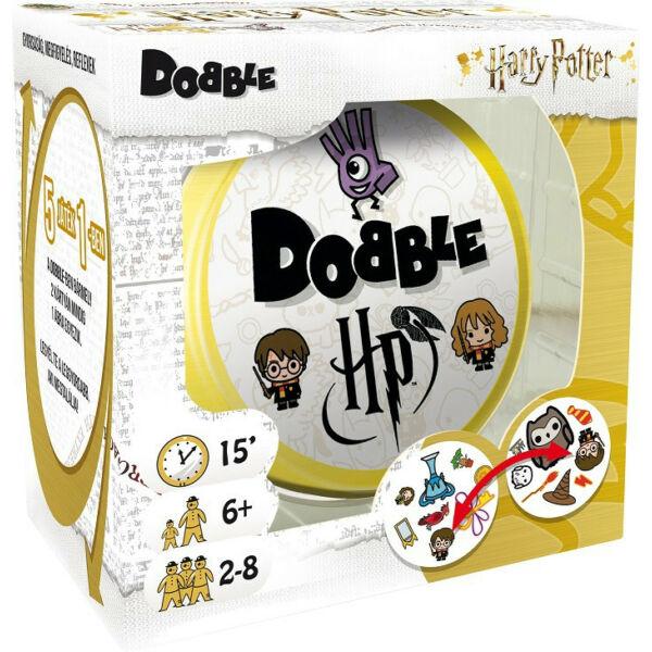 Dobble Harry Potter - gyerek és családi társasjáték 6 éves kortól - Asmodee